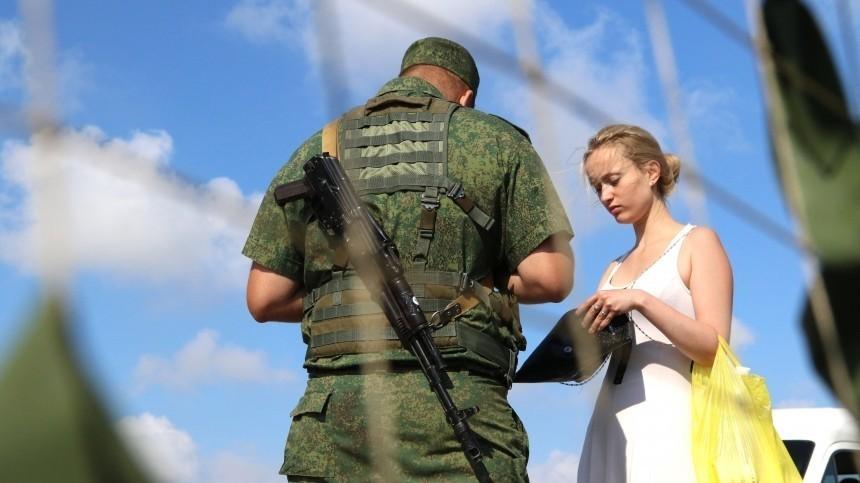 Советник Зеленского объяснил, почему Украина незакроет границу сРоссией