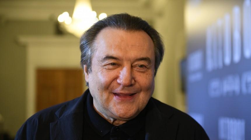 Путин поздравил режиссера Учителя сюбилеем: «Талантливый, неординарный человек»
