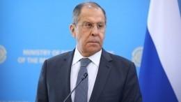 Лавров возмутился неверным толкованием его слов оСталине: «Это подло»