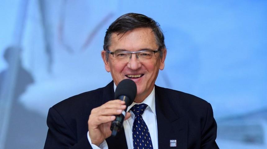 Гость дня: президент Санкт-Петербургского парусного союза Сергей Алексеев