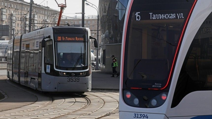 Пересадки наназемном транспорте вМоскве сделали бесплатными