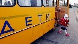 Больше четырех тысяч школьных автобусов направят врегионы РФв2021 году