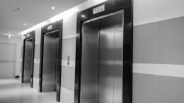 Лифт сженщиной имладенцем пролетел пять этажей вПодмосковье