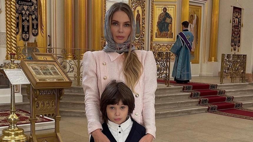 После избиения сына Пьехи отдали впервый класс школы при православном храме