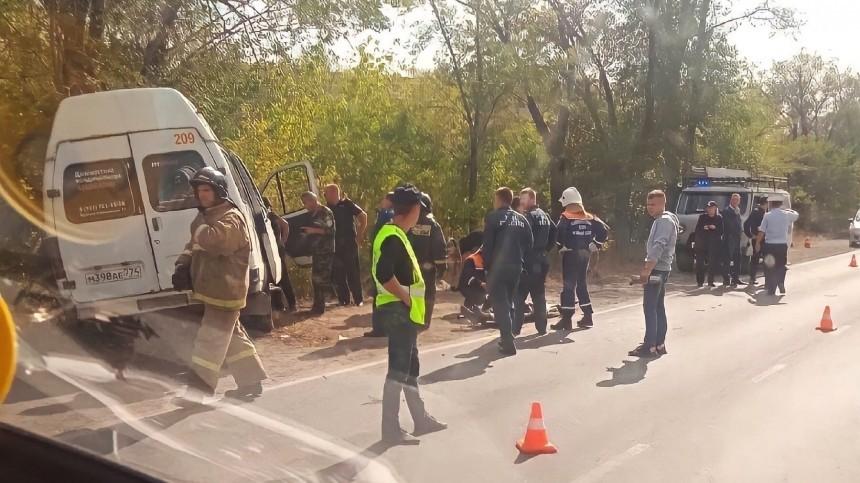 Пассажирский микроавтобус съехал вкювет вЧелябинской области