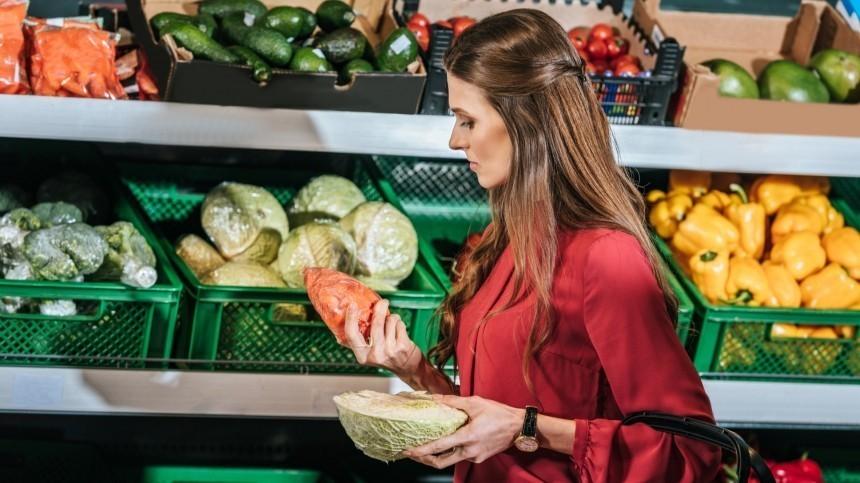 ВРоссии заявили оснижении цен напродукты из«борщевого набора»