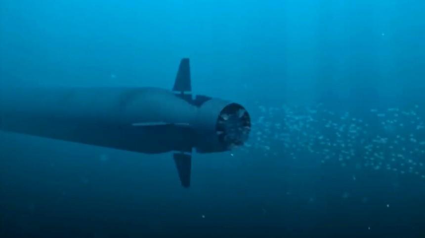 Стратегическое оружие РФиспугало британцев: «Торпеда размером савтобус»