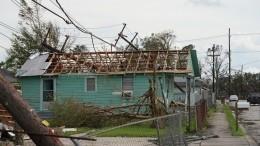 Видео: Вдвух американских штатах более 20 человек погибли из-за урагана «Ида»