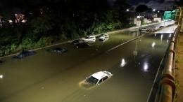 Сорок пять человек стали жертвами урагана «Ида» вСША