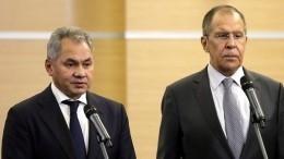 Путин оценил возможность перехода Лаврова иШойгу изминистров вдепутаты