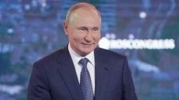 Путин рассказал освоих чувствах после того, как его поправил школьник