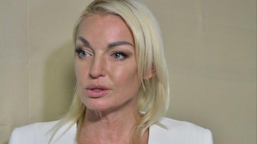 Волочкова рассказала, почему насамом деле еетравит экс-солистка «Стрелок»