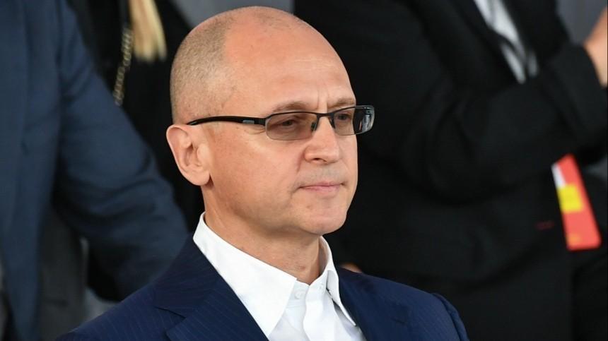 Кириенко заявил осостоявшейся перезагрузке общества «Знание»