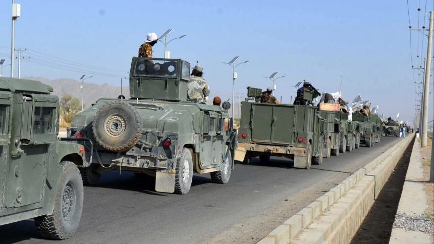 Талибы заявили обустановлении полного контроля над Афганистаном