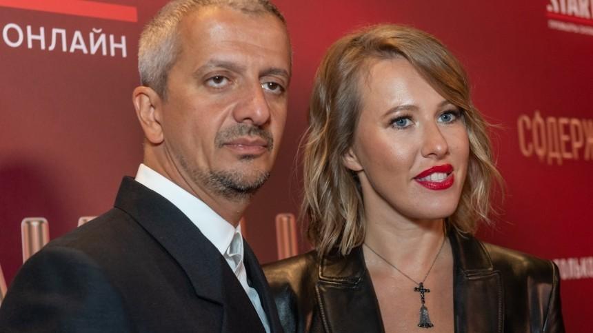Ксения Собчак честно призналась, зачто полюбила Константина Богомолова