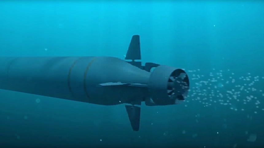 ВСША наснимках изкосмоса увидели российскую «торпеду апокалипсиса»