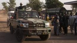 ВГвинее предпринята попытка государственного переворота