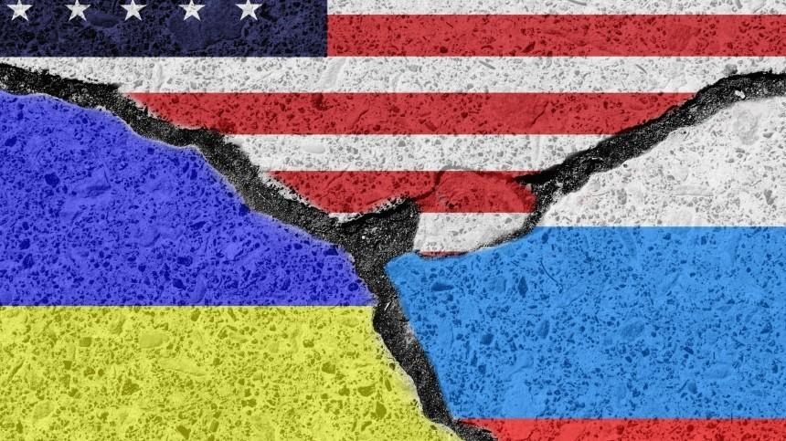 Посольство США призвало Россию вернуть Украине «контроль над ееграницами»