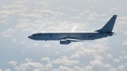 Самолет ВМС США провел разведку учерноморских границ России