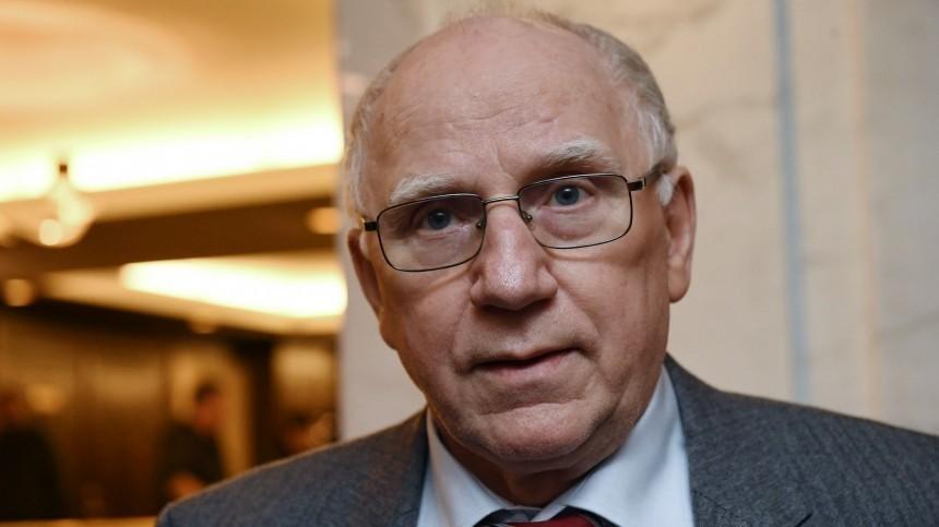 Баринов признался вжелании уйти вмонастырь вслед заВасильевой