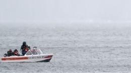 Пропавший катер стуристами обнаружен вКаспийском море