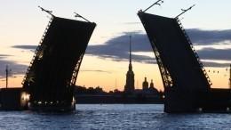 Санкт-Петербург отметил 30-летие содня возвращения исторического названия