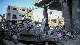 Израильские истребители нанесли авиаудар пообъектам ХАМАС всекторе Газа