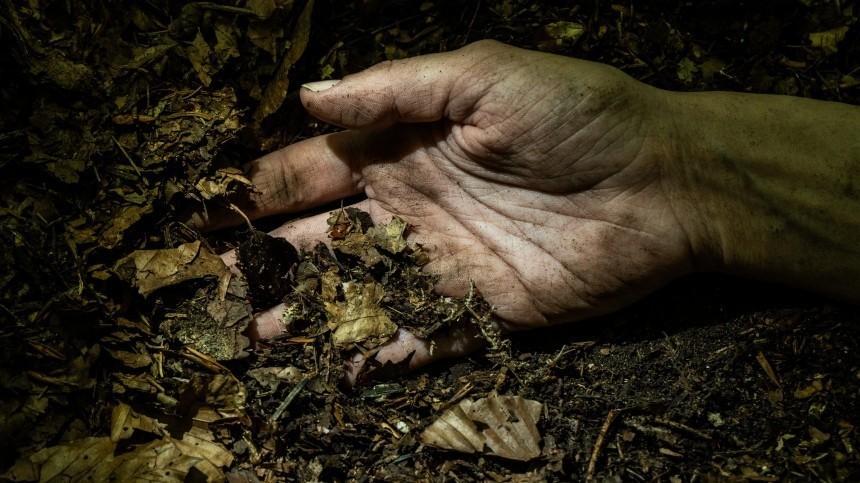 Обезглавленное тело находившегося врозыске мужчины нашли под Петербургом