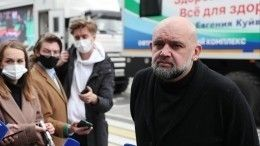 Денис Проценко встретился суральскими медиками вЕкатеринбурге