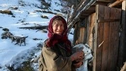 Назаимке таежной отшельницы Агафьи Лыковой начался пожар
