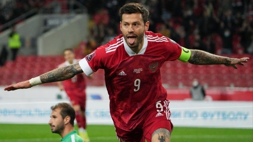 Сборная России обыграла Мальту вотборочном матче ЧМ-2022