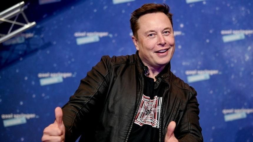 Илон Маск захотел приехать кглаве Роскосмоса на«бабушкин чай»