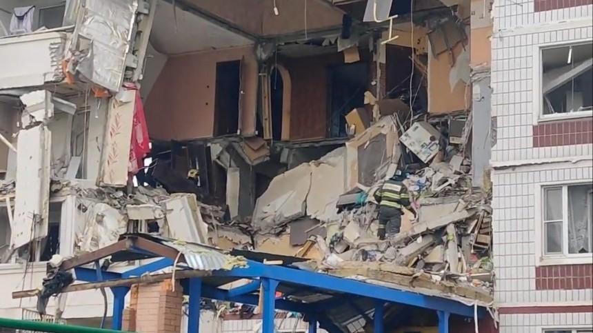 Два человека погибли врезультате взрыва газа вНогинске