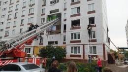 Следственный комитет возбудил уголовное дело после взрыва газа вНогинске