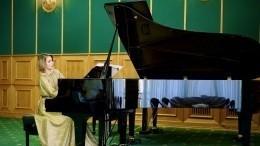 Конкурс «Река талантов» для одаренных молодых музыкантов стартовал вПетербурге