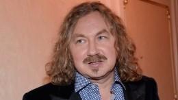 Знакомый начес: Игорь Николаев показал раритетный снимок сПресняковым-младшим