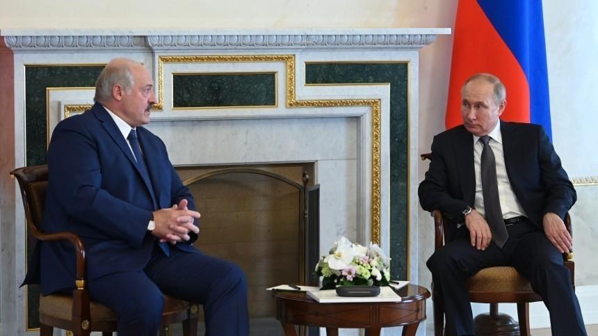 Лукашенко обозначил главные темы для обсуждения навстрече сПутиным