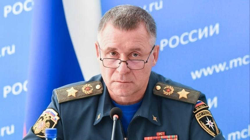 Глава МЧС РФЕвгений Зиничев погиб вовремя учений