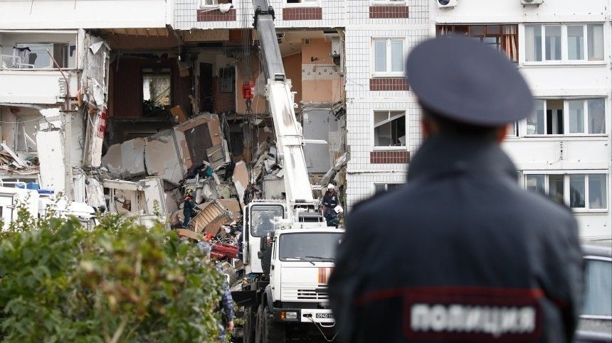 ВМинздраве уточнили число погибших при взрыве газа вдевятиэтажке вНогинске