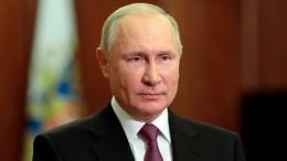 Путин глубоко соболезнует всвязи страгической гибелью Зиничева