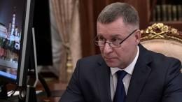 Видео больницы, куда доставили главу МЧС Зиничева ирежиссера Мельника