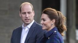 Принц Уильям иКейт Миддлтон готовятся сменить Елизавету II натроне