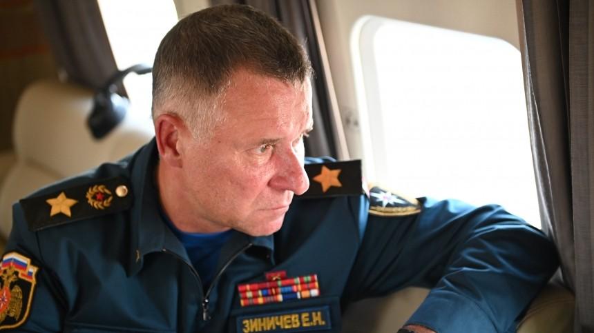 Международная реакция нагибель Евгения Зиничева при спасении режиссера