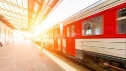 ВМоскве построят вокзал для высокоскоростной магистрали Москва— Петербург