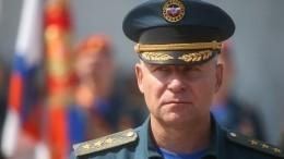 Названа дата иместо прощания спогибшим главой МЧС Зиничевым