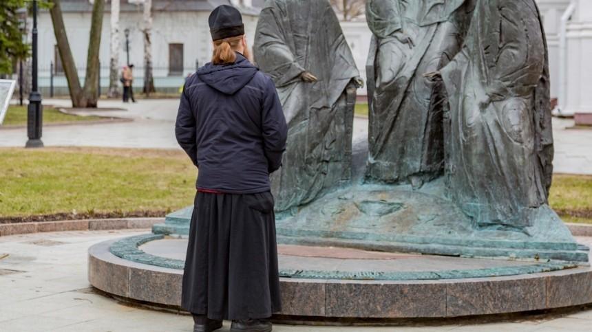 Депутат отКПРФ вНижневартовске переоделся священником ради голосов навыборах