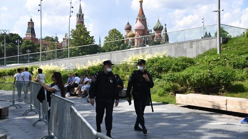 ВМоскве за2021 год снизилось число убийств, грабежей иразбоев