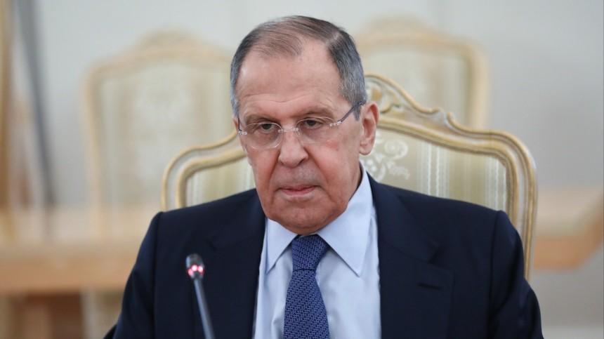 Лавров назвал «шизофренией» отношение Киева кнормандскому формату иДонбассу