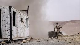 ВСирии врезультате взрыва погиб российский военный