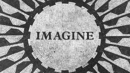 Мир отметил глобальным караоке 50-летие альбома Imagine Джона Леннона